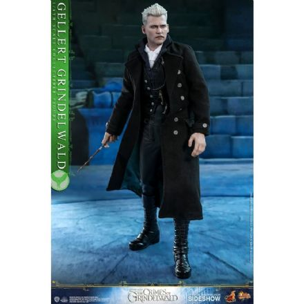 Hot Toys MMS513 Fantastic Beasts: The Crimes of Grindelwald Gellert Grindelwald 1/6 Scale Figure